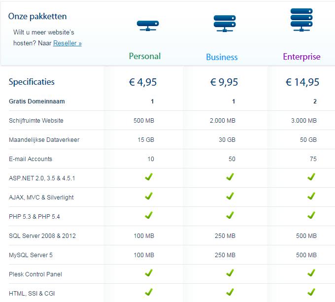 ExactHost-ASP.NET-Hosting-Plan