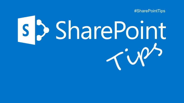 sharepointtips
